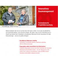 Innovatives Baumanagement