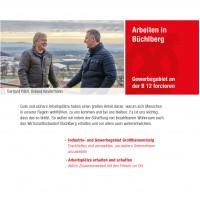 Arbeiten in Büchlberg