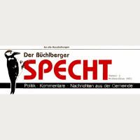 Der Specht vnn Büchlberg